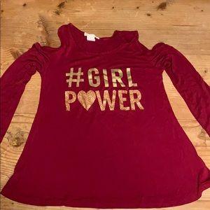Girl Power Top